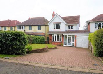 Thumbnail 3 bedroom detached house for sale in High House Drive, Birmingham