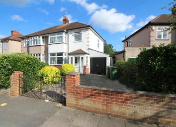 Thumbnail 3 bed semi-detached house to rent in West Heath Road, London