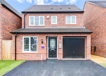 Thumbnail 3 bed detached house for sale in Main Road, Elgar Park, Kempsey, Worcestershire