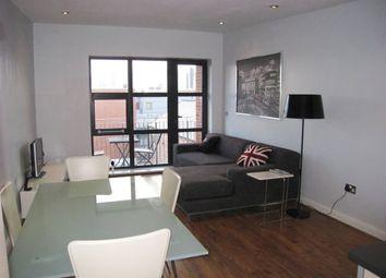 Thumbnail 1 bed flat to rent in Camden Street, Birmingham