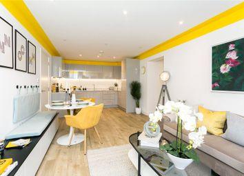 Thumbnail 1 bed flat for sale in The Gade, Dacorum Way, Hemel Hempstead, Hertfordshire