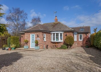 Thumbnail 2 bed detached bungalow for sale in Lynn Road, West Rudham, King's Lynn