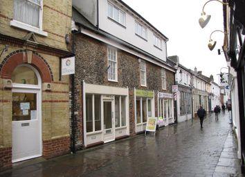 Thumbnail Retail premises to let in 2 Kingston Villa, Sun Lane, Newmarket, Suffolk