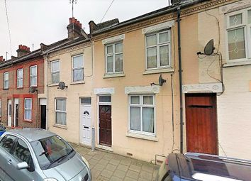 Thumbnail 3 bed terraced house to rent in Whitby Road, Luton