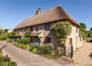 Thumbnail 2 bed semi-detached house for sale in Manor Farm Cottage, Manor Lane, Winterbourne Abbas, Dorchester Dorset