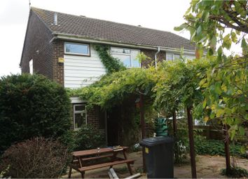 Thumbnail 3 bed semi-detached house for sale in Keats Road, Aylesford