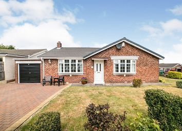Thumbnail 2 bed bungalow for sale in Huntley Crescent, Blaydon-On-Tyne, Tyne And Wear