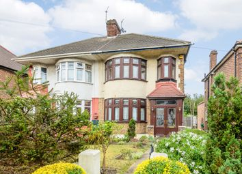 Thumbnail 3 bed semi-detached house for sale in Foresters Drive, London, London