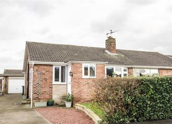 Thumbnail 2 bedroom semi-detached bungalow to rent in De Grey Place, Bishopthorpe, York