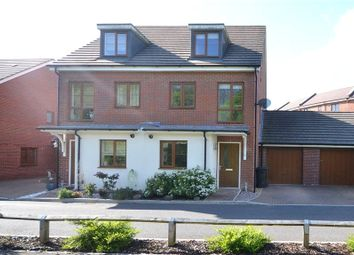 Thumbnail 3 bed semi-detached house for sale in Sheepwash Court, Basingstoke, Hampshire