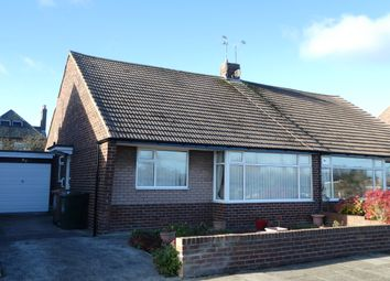 Thumbnail 2 bed bungalow for sale in Alder Grove, Monkseaton