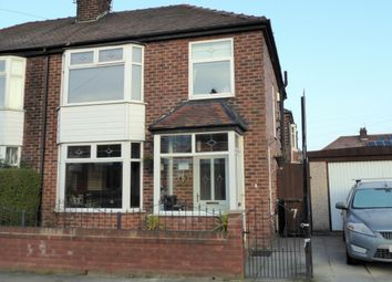 Thumbnail 3 bed semi-detached house for sale in Clayton Street, Denton