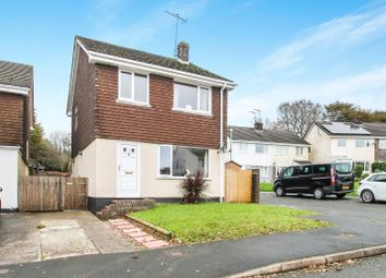 Thumbnail 3 bed detached house for sale in Torre Close, Ivybridge