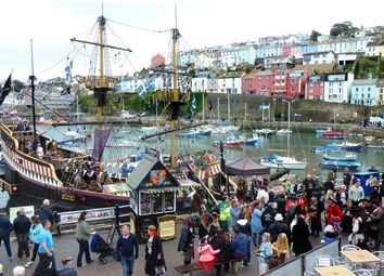Thumbnail Commercial property for sale in Golden Hind Museum Ship, The Quayside, Brixham, Devon