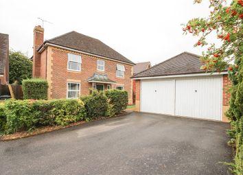 4 bed detached house for sale in Brandon Road, Church Crookham, Fleet, Hampshire GU52