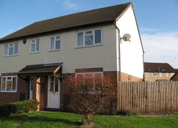 Thumbnail 3 bed semi-detached house for sale in Redwind Way, Longlevens, Gloucester