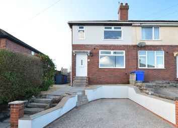Thumbnail 3 bedroom terraced house for sale in Broadway, Meir, Stoke-On-Trent