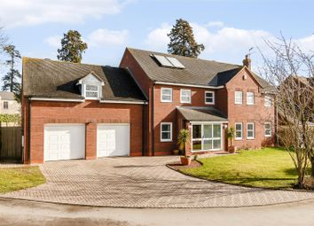Thumbnail 5 bed detached house for sale in Woodbury Park, Norton, Worcester, Worcestershire