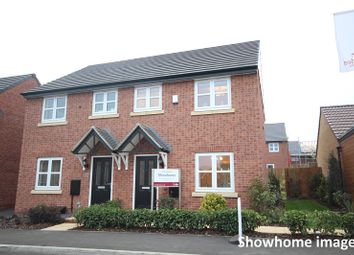 Thumbnail 3 bed terraced house to rent in Gardenfield, Higham Ferrers, Rushden, Northamptonshire.