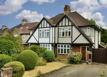 Thumbnail 3 bed semi-detached house for sale in Lower Hill Road, Epsom, Surrey