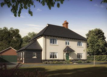 "Thumbnail 5 bedroom detached house for sale in ""The Colwyn"" at Trem Y Coed, St. Fagans, Cardiff"