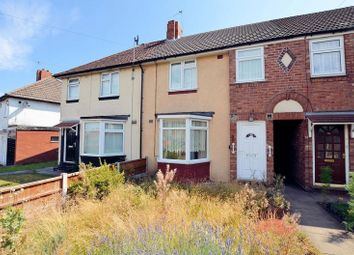 3 bed terraced house for sale in Mansion Crescent, Bearwood, Smethwick B67