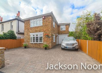 Chessington Road, West Ewell, Epsom KT19. 4 bed detached house