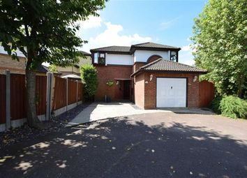 Thumbnail 4 bed detached house for sale in Chorley Close, Langdon Hills, Basildon, Essex