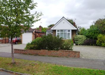 Thumbnail 2 bedroom detached bungalow for sale in Courtlands Drive, Ewell Court, Epsom