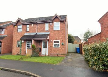 Thumbnail 2 bedroom semi-detached house to rent in Mavor Avenue, Burntwood