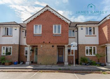 Thumbnail 2 bed terraced house for sale in Squires Court, Chertsey