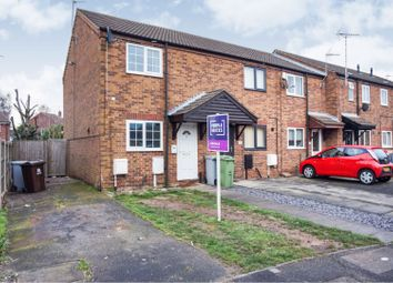 Thumbnail 2 bed end terrace house for sale in Vera Crescent, Mansfield