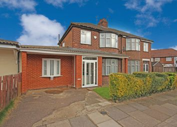 Thumbnail 4 bed semi-detached house for sale in Hollington Road, Evington