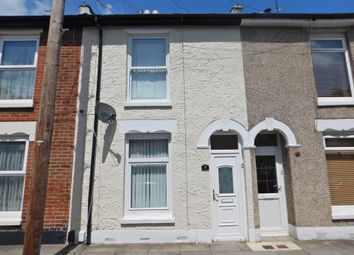 Thumbnail 2 bed terraced house to rent in Liverpool Road, Portsmouth