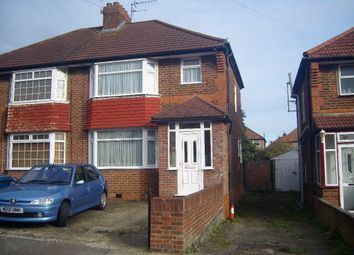 Thumbnail 3 bed semi-detached house to rent in Orchard Grove, Burnt Oak/Edgware