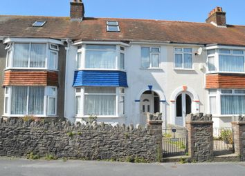 Thumbnail 5 bed terraced house for sale in Victoria Park Road, Torquay