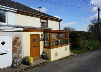Thumbnail 2 bed semi-detached house for sale in Tremail, Camelford