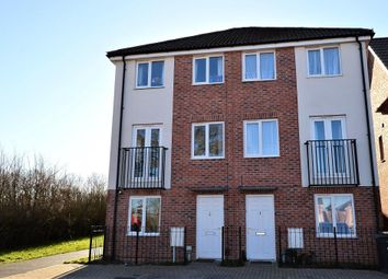 Thumbnail 4 bed semi-detached house for sale in Redwood Way, Cranbrook, Exeter, Devon