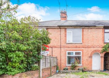 Thumbnail 3 bed terraced house for sale in Waterloo Crescent, Countesthorpe, Leicester