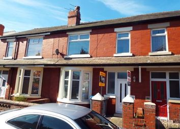 Thumbnail 3 bedroom terraced house for sale in Pine Avenue, Blackpool, Lancashire