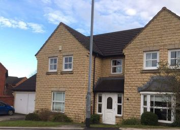 Thumbnail 4 bed detached house for sale in Valley View, Berry Hill, Mansfield