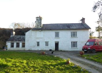 Thumbnail 3 bed property for sale in Llwynygroes, Tregaron