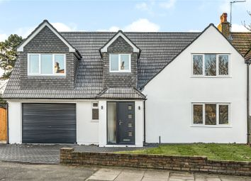 Thumbnail 4 bed semi-detached house for sale in St. Johns Road, Petts Wood, Orpington