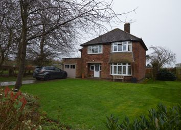 Thumbnail 4 bed detached house to rent in Easthorpe Road, Bottesford