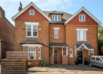 Thumbnail 5 bed semi-detached house for sale in Walton Road, East Molesey, Surrey