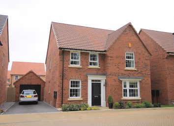 Thumbnail 4 bed detached house for sale in Blackthorn Road, Northallerton
