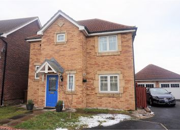 Thumbnail 3 bedroom detached house for sale in Forest Gate, Newcastle Upon Tyne