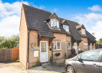 Thumbnail 1 bed end terrace house for sale in Mountbatten Way, Springfield, Chelmsford