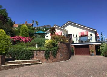 Thumbnail 4 bed detached house for sale in Minehead Road, Porlock, Minehead