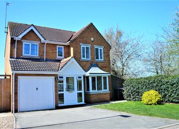 Thumbnail 3 bed detached house for sale in Turnpike Way, Markfield